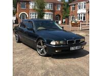 Bmw 740i E38 7 Series 4.4 V8 740 - Open To Offers