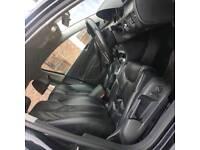 Volkswagen Passat 2008 full black leather interior complete with door panels