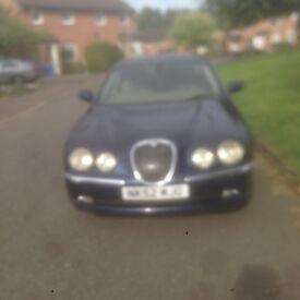 Jaguar S-Type 2.5 v6 Quick Sale