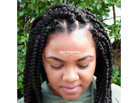 Hair Braiding (Afro, Euro, Mix-raced) Clapham Junction,