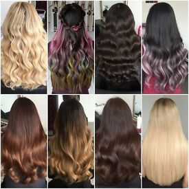 ***New Hair and Eyelash Extension Salon - LA Weave - Micro Rings - Mini Locks ***