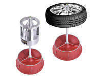 Costway Bulls Eye Portable Wheel & Tyre Balancer. Brand new Bullseye level for Car Van Bike Truck