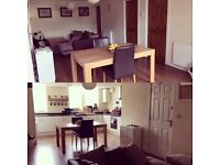 double room town centre open plan flat
