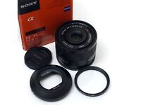 Sony FE 35mm f/2.8 ZA Sonnar T Carl Zeiss Lens SEL35F28Z - MINT with Filter!