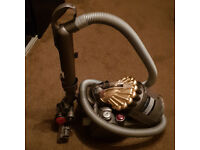 Dyson DC23 Stowaway Animal Cylinder Hoover Vacuum Cleaner
