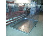 Brand New X Large Sized Dog Cage Still in the Box