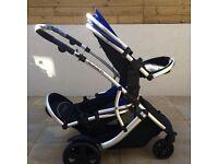 Kidz Kargo Duellette 21 / Double pushchair