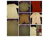 All clothes size 16 @ £15