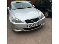 Lexus 220d immaculate condition