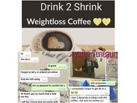 Loose weight by only drinking coffee