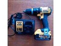 Dewalt Combi Drill DCD 785 no charger