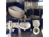 Used bathroom suite for sale