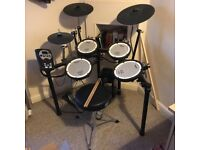 Roland TD-11KV V-Drums electronic drum kit with free stool and sticks
