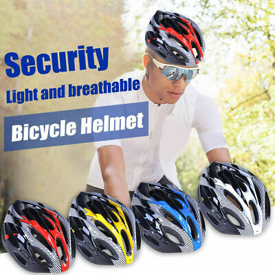 Unisex Bike Helmet Sport Skateboard Bicycle Mountain Climbing + Goggles Visor Mg Cycling