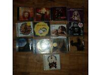 30 HIP HOP/RNB/SOUL ALBUMS CD'S FOR SALE!