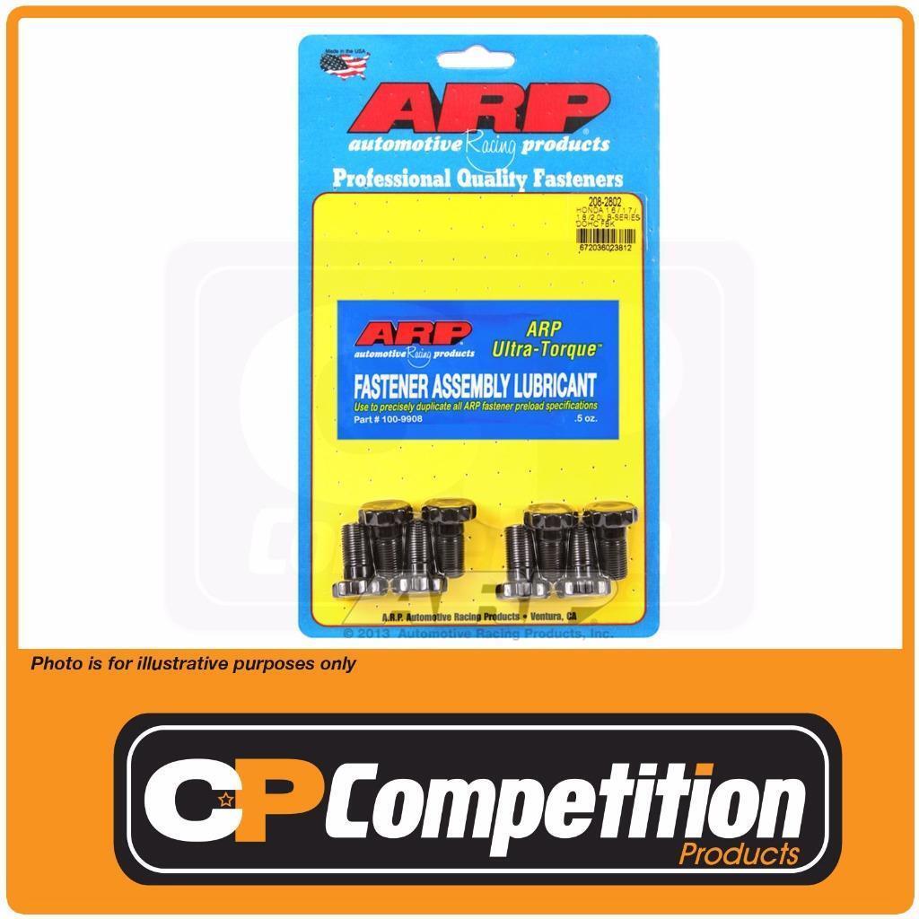 771-1002 ARP Bolt Kit 12PT M6 x 1.00 x 25mm UHL w// 8mm Socket Stainless 5pk