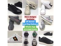 Alexander McQueens Gucci Trainers Shoes Adidas Yeezy sneakers London Cheap designer runners UK essex
