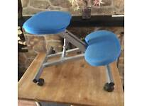 Chair for postural support