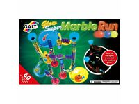 Galt Toys Super Glow Marble Run - Brand New In Box, sealed packaging untouched - LOUGHBOROUGH