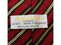 Aquascutum Silk Tie