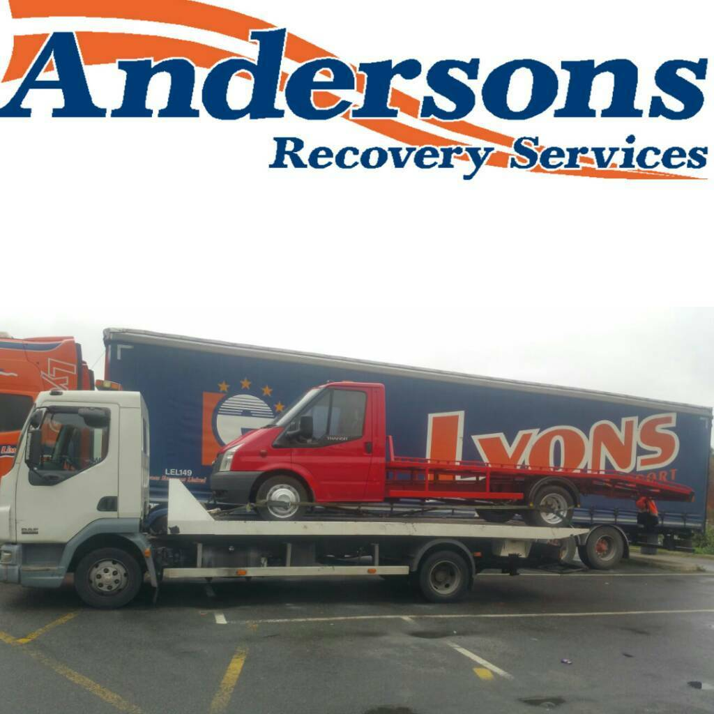 Car, 4x4, Van & Light Commercial Breakdown Recovery Service 24 HOURS - Birmingham, West Midlands