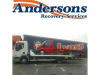 Car, 4x4, Van & Light Commercial Breakdown Recovery Service 24 HOURS - Birmingham, West Midlands