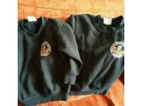 Chilton primary school sweatshirts