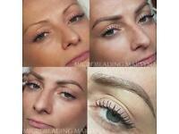 Microblading, Ombre brows, eyeliner, shadows, pmu removal
