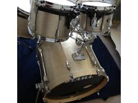 Beautiful and Rare TAMA EFX Drum kit – in new condition - 22, 10, 12, 14 + 14sn