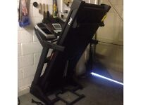 Fuel Fitness Treadmill. Incline programs. Comes with user manual