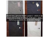 Ralph Lauren T - Shirts