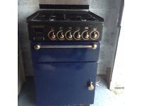 Beautiful Rangemaster 55 gas cooker