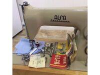 Sewing Machine ALFA model 50
