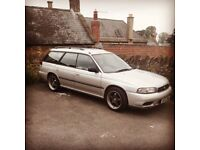 Subaru Legacy Mk2 2.0 none turbo
