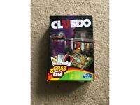 Grab & Go Cluedo