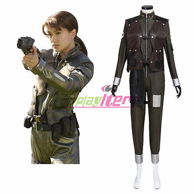 Battlestar Galactica Cosplay Uniform Suit Outfit Halloween Carnival Costume - Battlestar Galactica Halloween Costumes