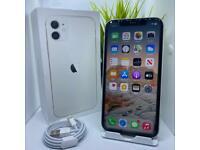 Pristine iPhone 11 64gb White - Network Unlocked
