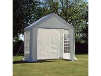NEW 10ft x 7ft (3m x 2m) Heavy Duty Marquee, Party Tent, Gazebo including Leg Weights