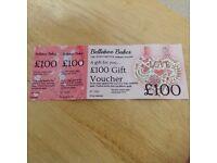 £100 Cake Gift Voucher