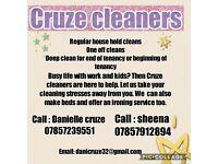 Cruze cleaners
