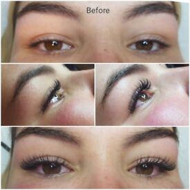 Semi Permanent Individual Lash Extensions / Microblading / Gel Polish / Waxing - August/Sept Offers