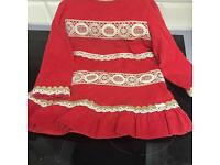 Spanish miranda dress age 2