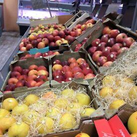 Supermarket in France