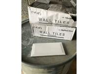 60 8 inch x 4 inch metro tiles