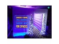 **PHOTO BOOTH Hire For Wedding/Prom/Birthday/Mehndi/Christmas/New Years/Parties PhotoBooth Lights**