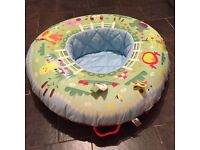 Baby Inflatable play ring