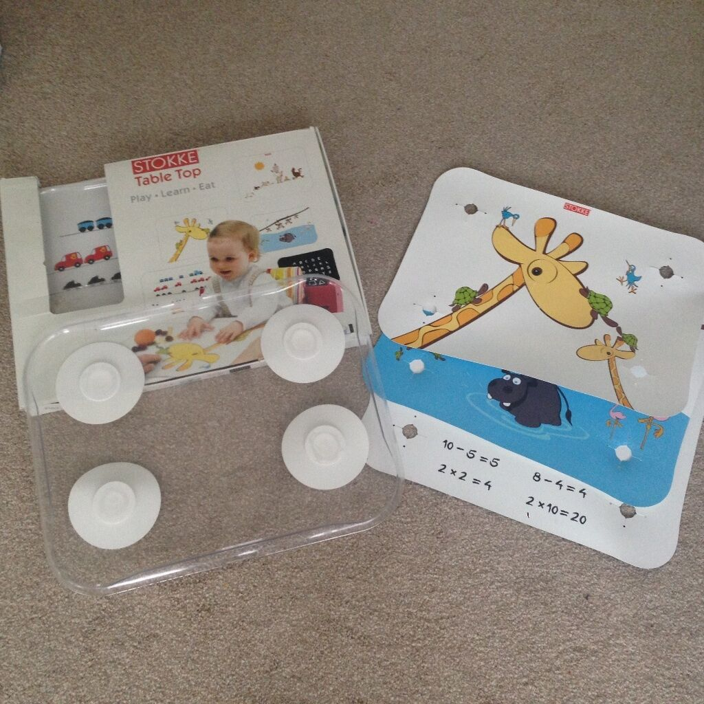 stokke table top tray great for tripp trapp highchair in horsham west sussex gumtree. Black Bedroom Furniture Sets. Home Design Ideas