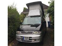 Mazda Bongo camper van with AFT