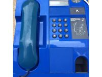 Coin Operated Wall Phone, Diamond Manufacturer, Year 1992