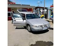 Holden station wagon
